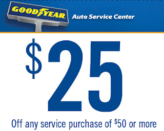 Goodyear Coupons for Auto Repair, Tires and Maintenance