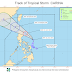Tropical Storm Carina threatens the Philippines weather