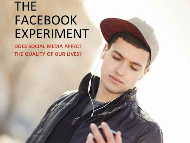 The Facebook experiment, capa do estudo.
