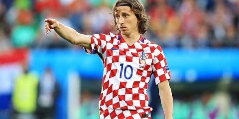 Tiền vệ Modric  liên quan tới Zdravko Mamic