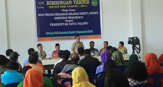 Koperindag Palopo Dorong Perusda Jadi Pengelola Gudang SRG