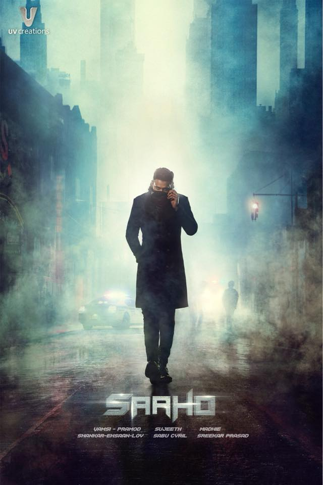 Saaho Official Poster