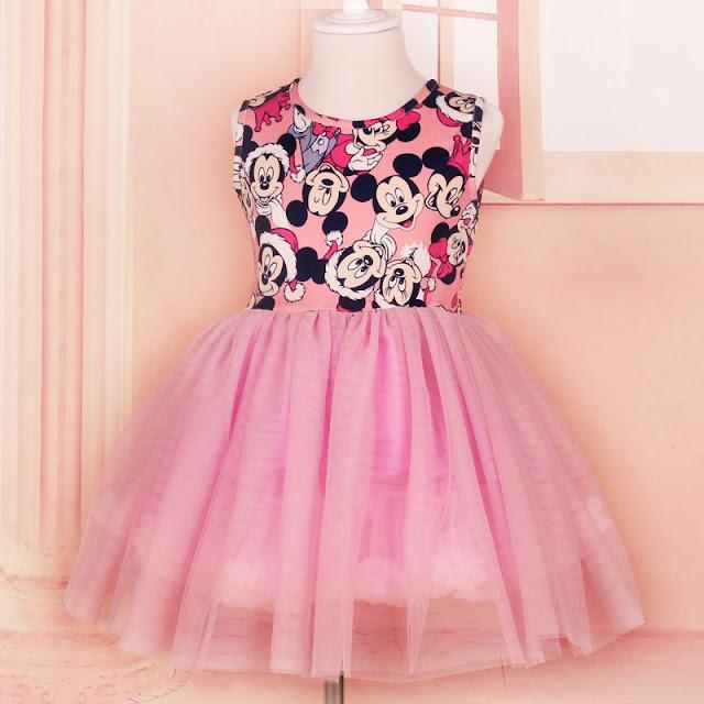 moda, moda infantil, comprar roupa infantil vestidos, vestido infantil, vestido da moda vestido minnie, roupa infantil