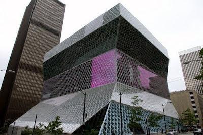 5 Perpustakaan Dengan Desain Super Keren di Dunia