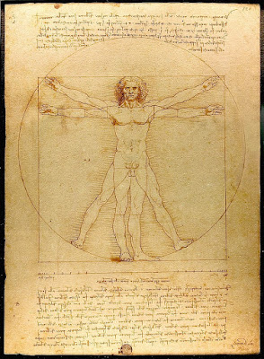 Rare Chance to see Leonardo da Vinci s  Vitruvian Man  at Gallerie dell Accademia in Venice 2019