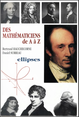 Télécharger Livre Gratuit Des mathématiciens de A à Z pdf