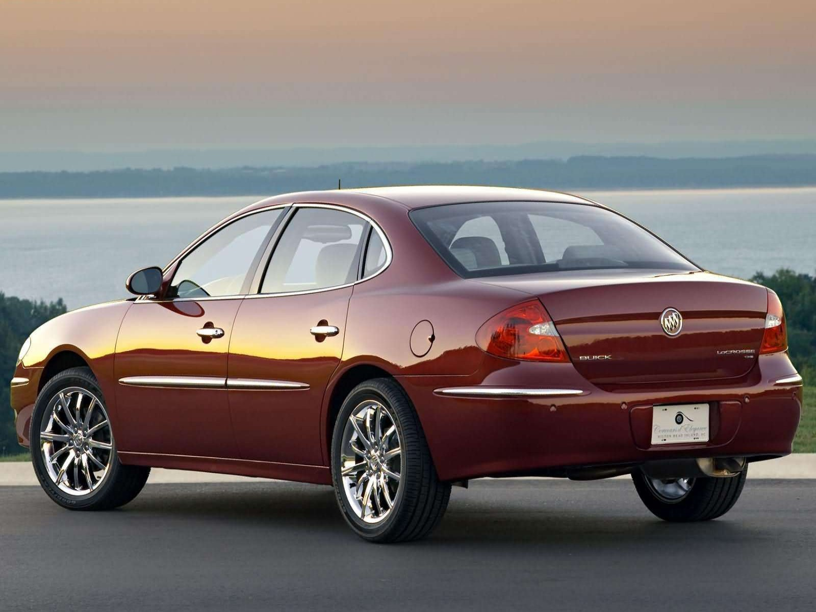 Buick Lacrosse Csx on 1999 Buick Lesabre Limited