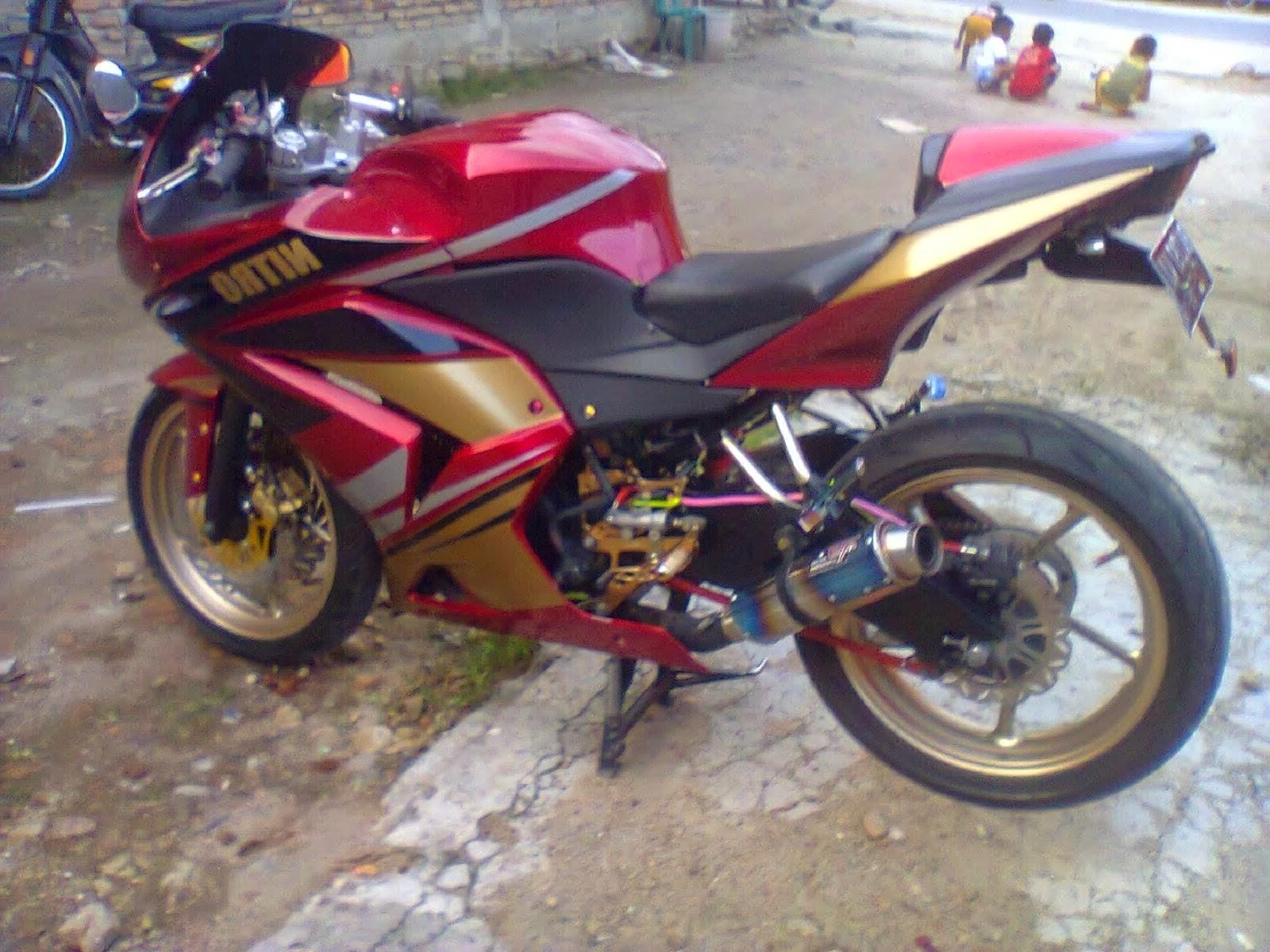 101 Foto Modifikasi Motor Cb150r Terbaru Modifikasi Motor Honda CB