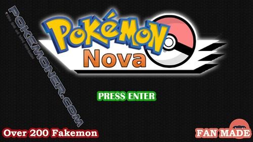 Pokemon Nova