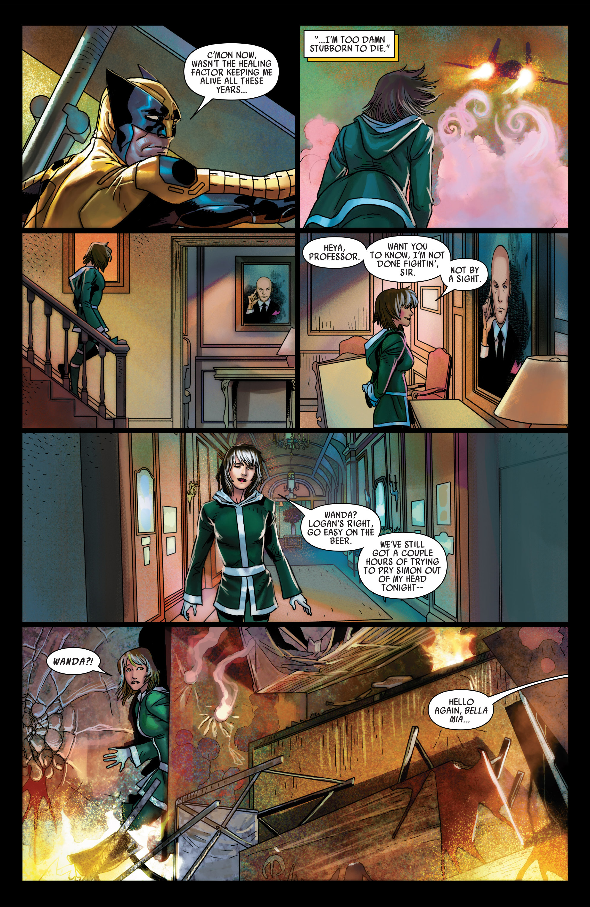 Read online Uncanny Avengers (2012) comic -  Issue #24 - 10