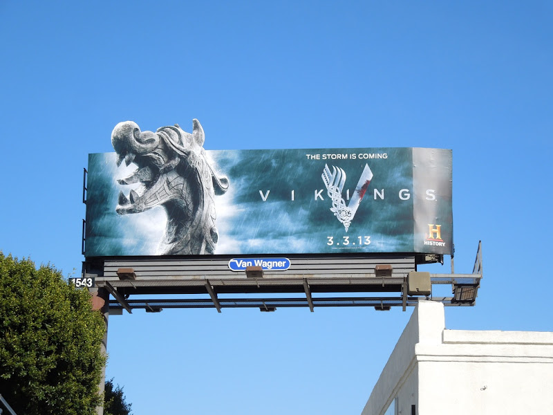 Vikings special extension billboard