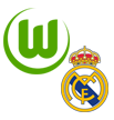 VfL Wolfsburg - Real Madrid