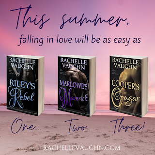 romance author rachelle vaughn