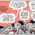 Entre buitres y terroristas. Y la hipocresía de la Casa Real y el gobierno