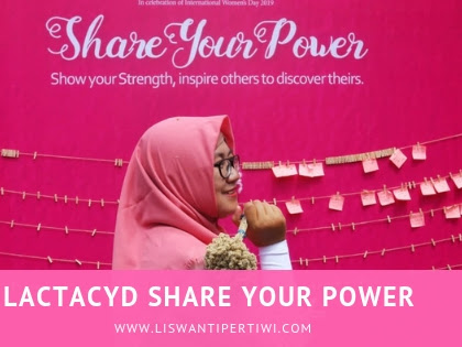 Lactacyd Share Your Power