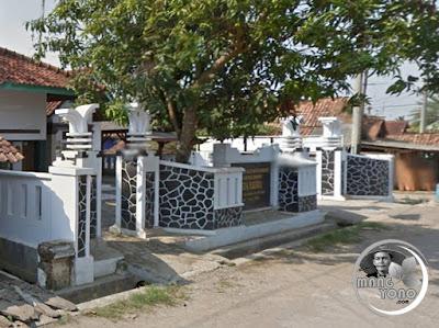 FOTO 2 : Kantor Desa Kediri, Kecamatan Binong