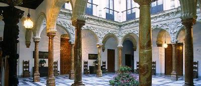 palacio, casa, domecq, jerez, cádiz, cadis, turismo, barroco, burguesía, jerezana, arquitectura,