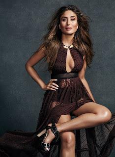 Kareena Kapoor Vogue January 2017 Stunning Trendy Fashion Wear