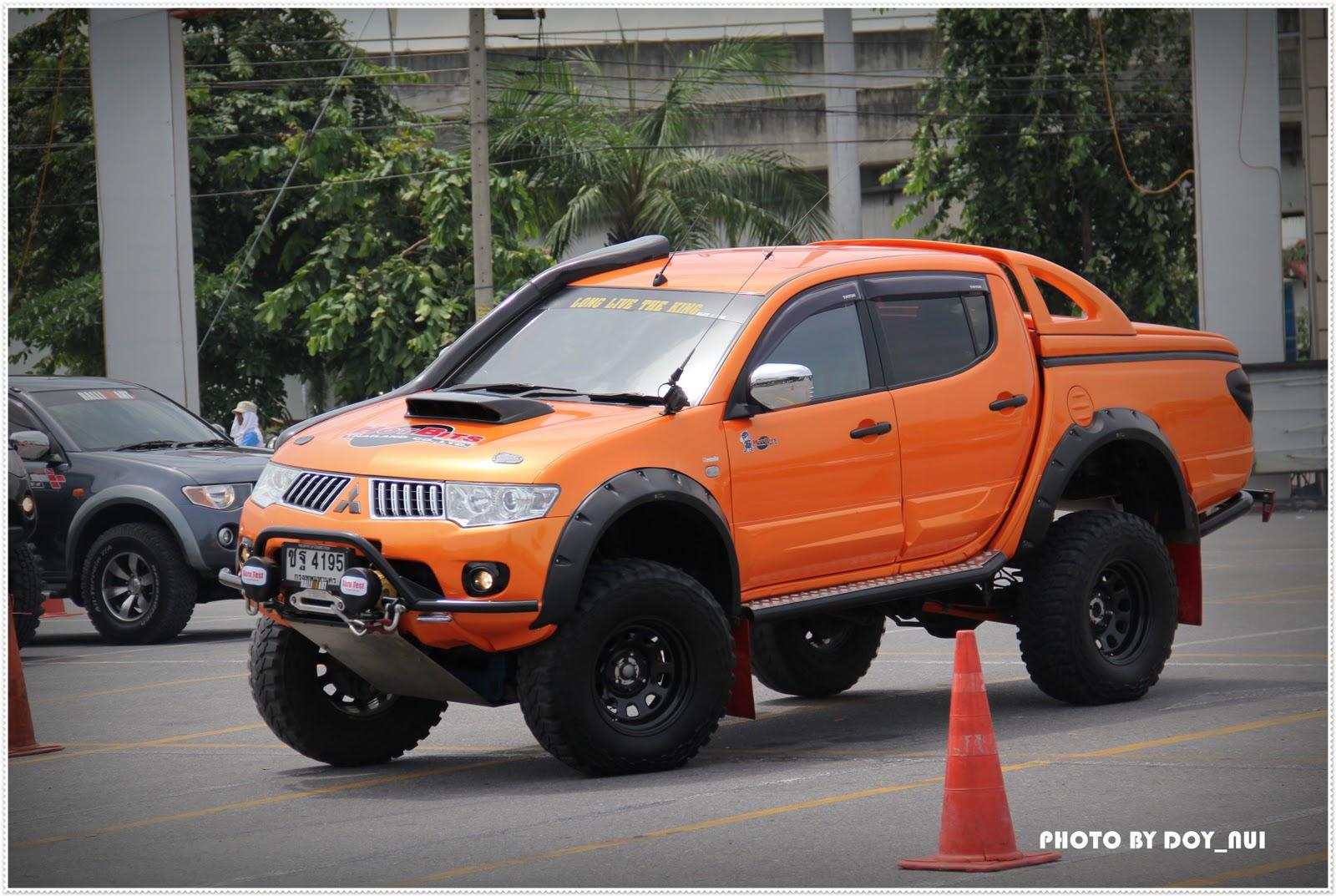 Modifikasi Mobil Strada Triton - Modif 9