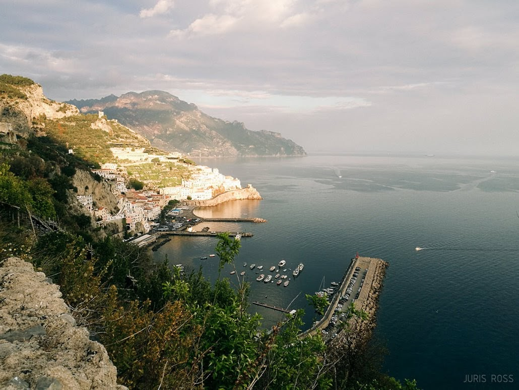 amalfi ceļojums uz itāliju