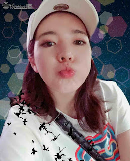 Foto Sunny SNSD cute memakai topi