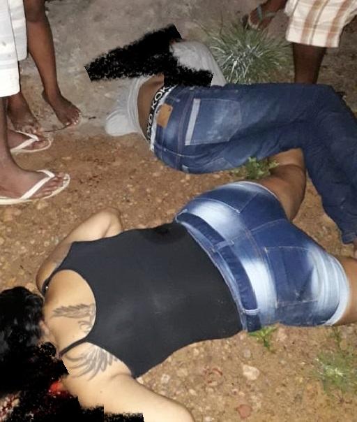 Polícia - Mãe e filho são assassinados em Garrafão do Norte, nordeste do Pará