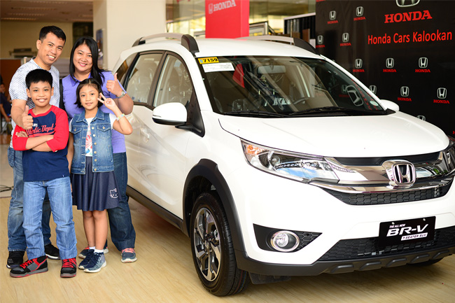 Honda's Most Wonderful Deal of the Year Grand Winner