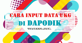 Data UKG di Dapodik dejarfa.com