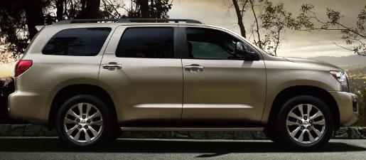 Toyota 2017 Sequoia Release Date