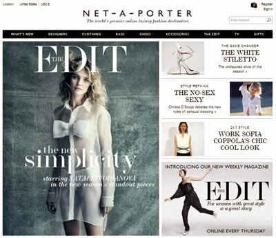 cb45f8aaff767 Net-A-Porter Luxury Online Retailer as Competition