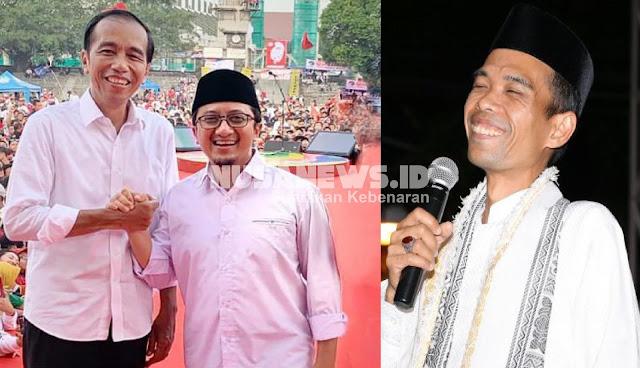 Parah! Cuma Beda Pilihan Capres, Yusuf Mansur Unfollow Akun Ustadz Somad