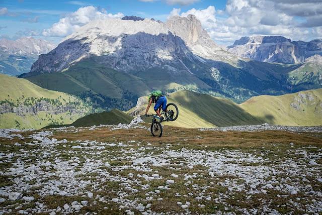 Pas de Antermoia Bike Tour GPS