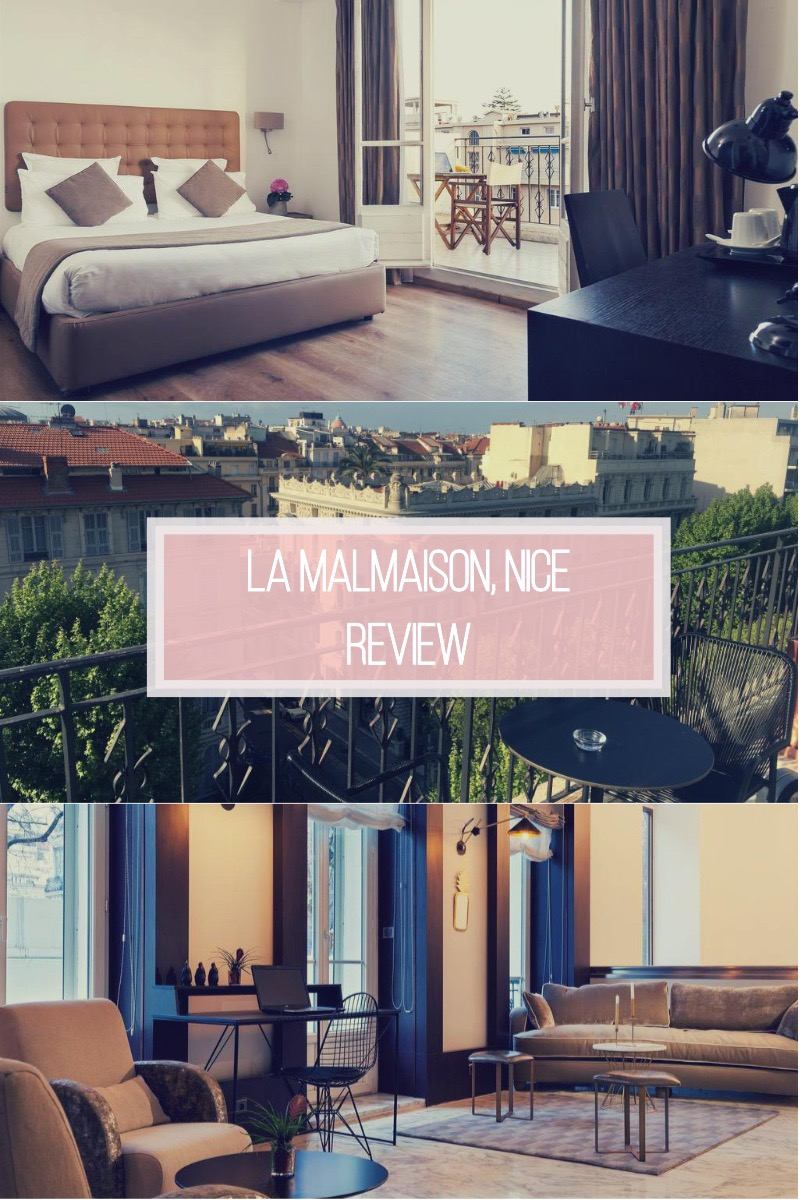 La Malmaison Nice Hotel Review Image Collage