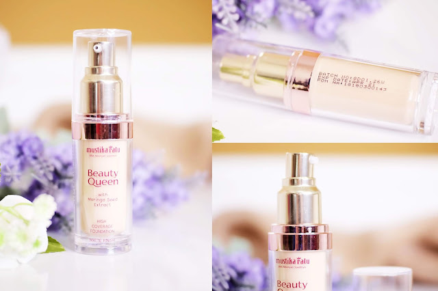 Mustika Ratu Beauty Queen, Mustika Ratu, Beauty Queen Series, Mustika Ratu Beauty Queen Review, Makeup, Makeup Review, Eid Makeup, Makeup Lebaran, Kosmetik Lokal, Glowing Makeup, Mustika Ratu Foundation, Mustika Ratu Lip, Mustika Ratu Eyeshadow, Mustika Ratu Blush On, Mustika Ratu Concealer, Beauty Queen