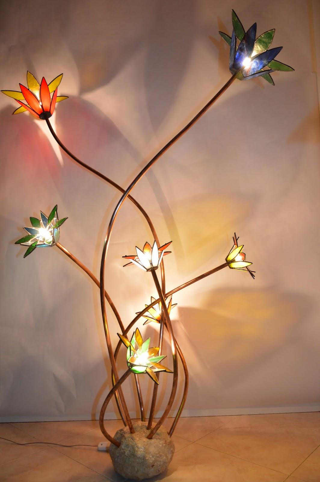 De grandis valerio lampada artigianale for Miglior isolamento del tubo di rame