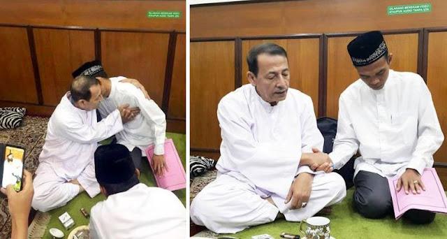 """Habib Luthfi Beri Gelar UAS """"Syaikh Abdus Shamad"""" dan Dijadikan Pengurus JATMAN NU"""