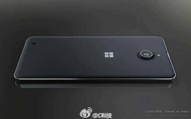 Microsoft Lumia 850 Specs & Render Images Leaked Online