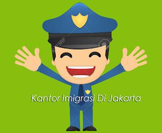 Alamat Kantor Imigrasi Di Jakarta