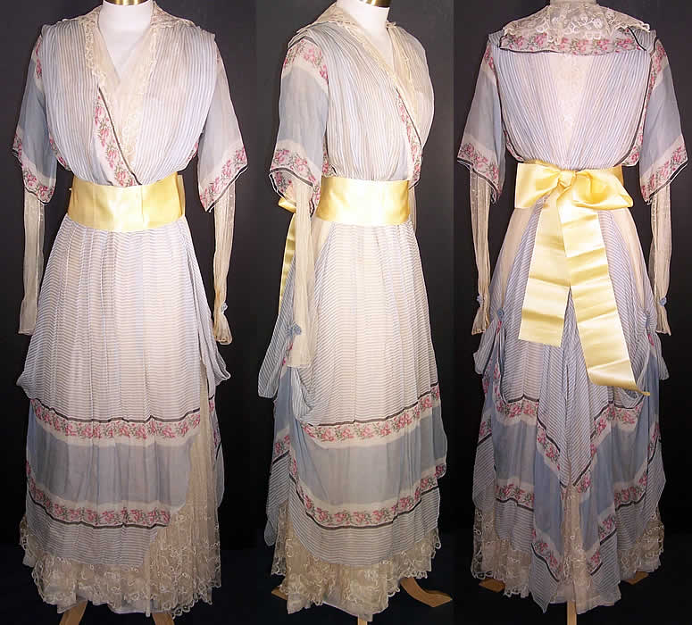Tea Gown: I Love Historical Clothing: Edwardian Tea Gown