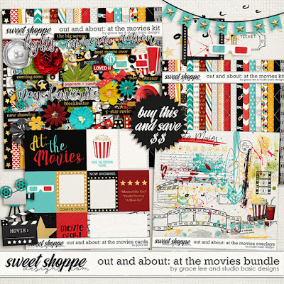 Out and About: At the Movies Bundle