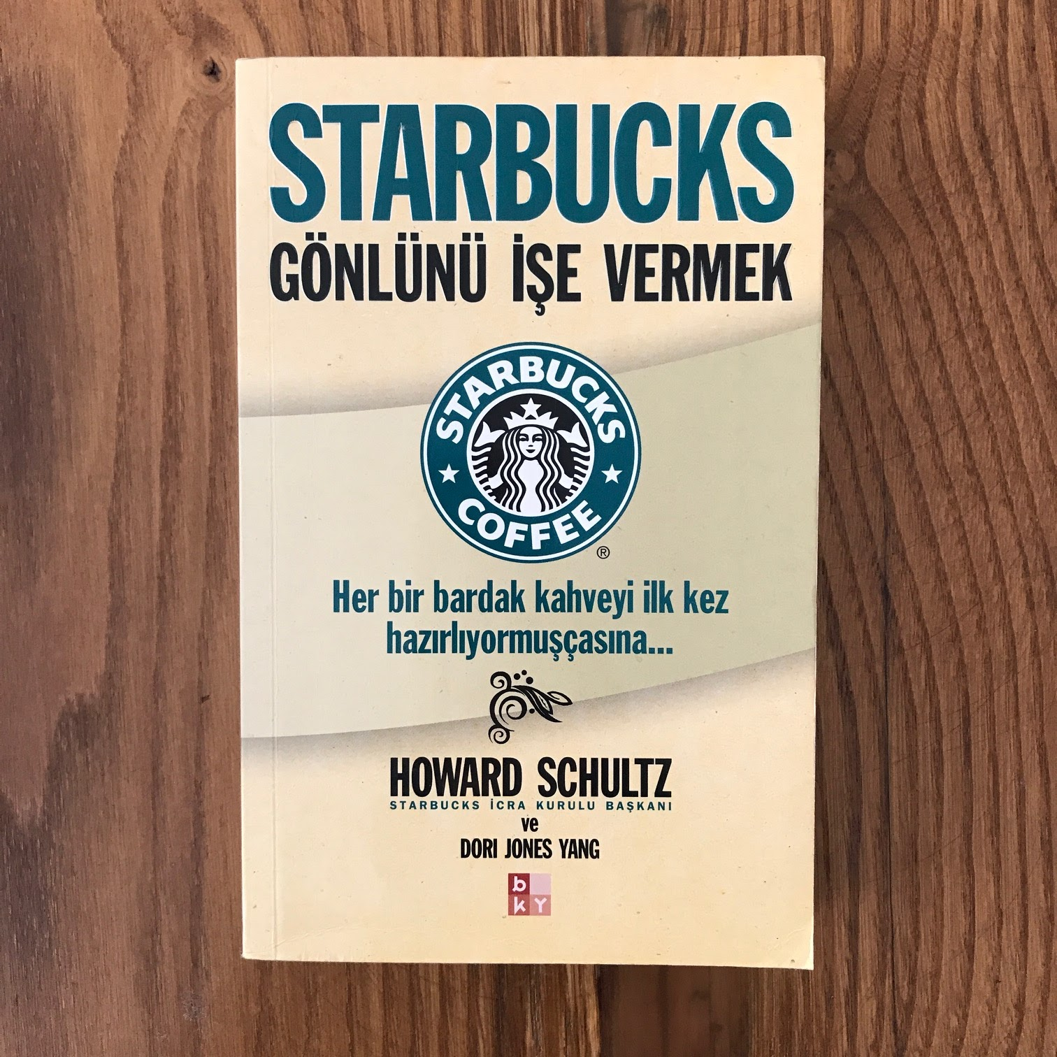 Starbucks Gonlunu Ise Vermek