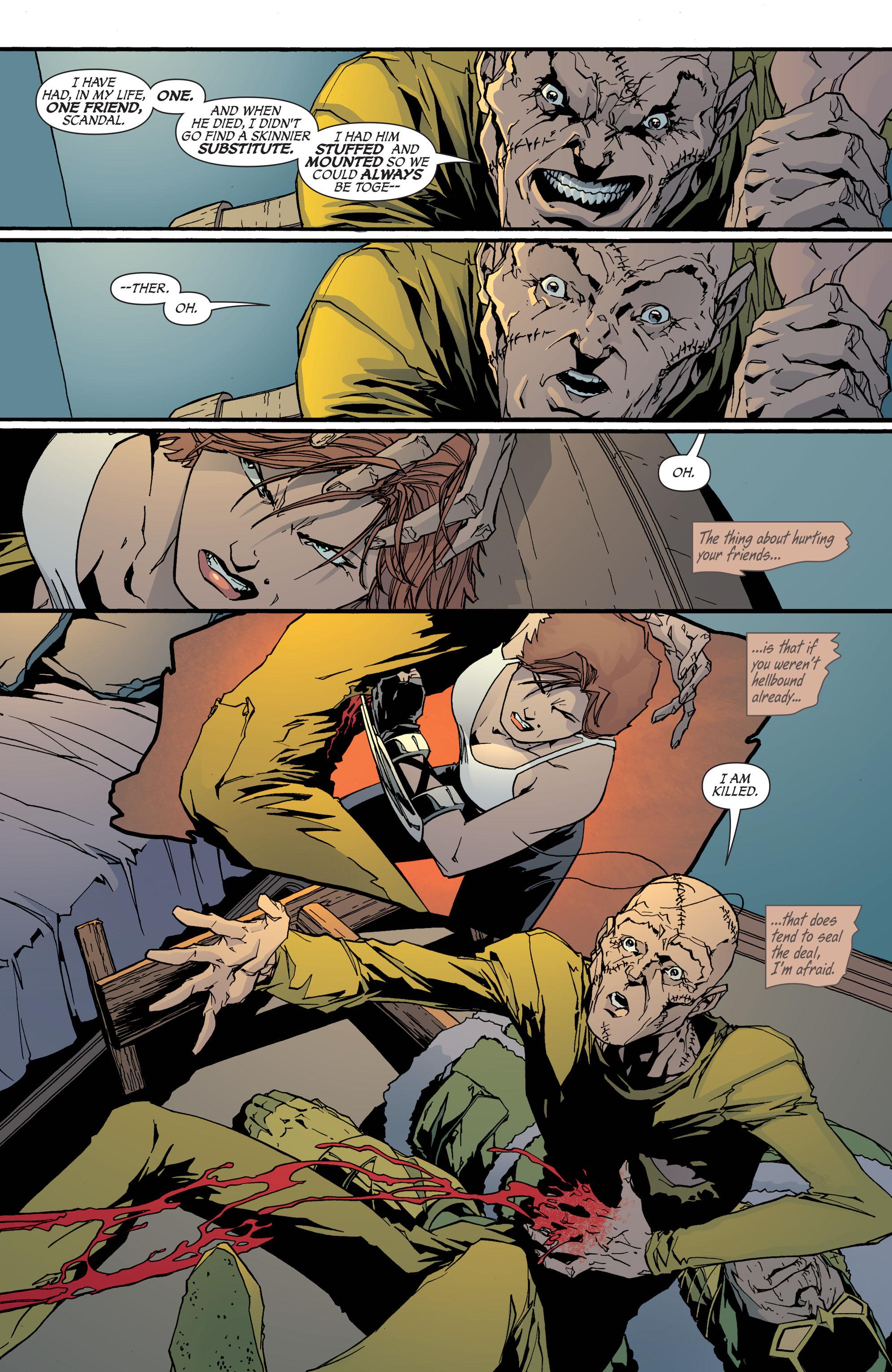 Read online Secret Six (2008) comic -  Issue #31 - 16