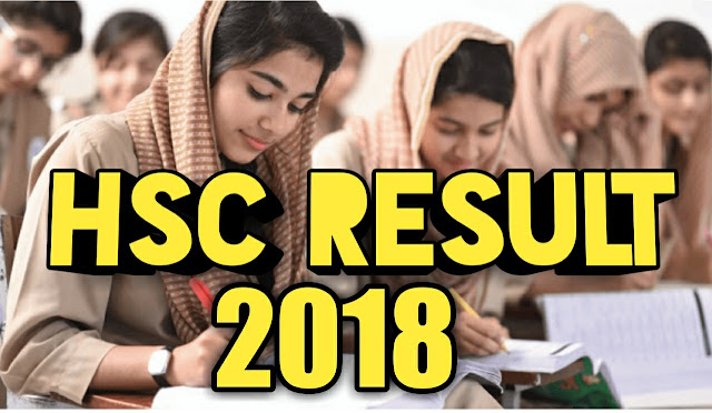HSC RESULT 2018 All Board