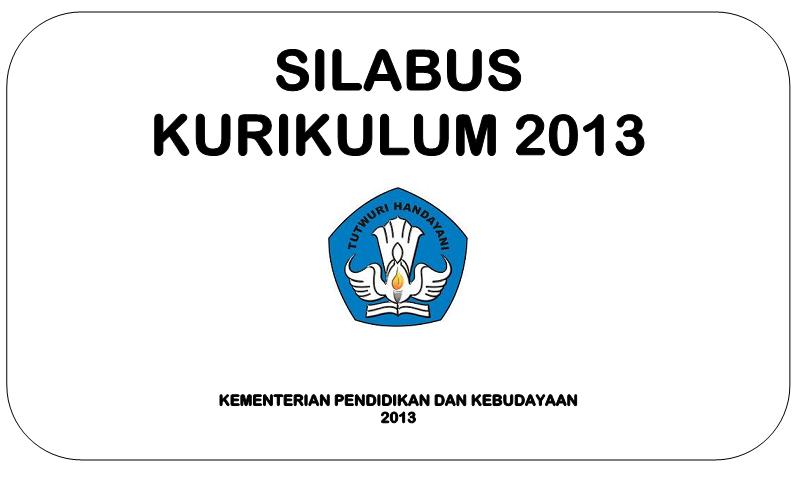 Silabus Sd Kurikulum 2013 Revisi 2016 Semua Kelas Lengkap Publik News