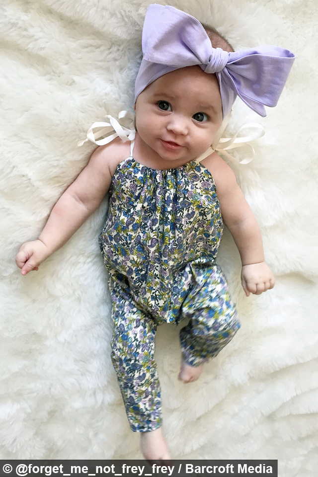 Welcome To Ladun Liadi's Blog: Meet 8 Months Old Baby Whom ...