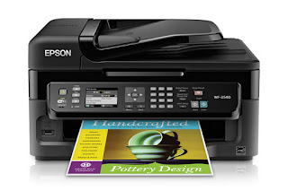 Epson WorkForce WF-2540 Driver Download