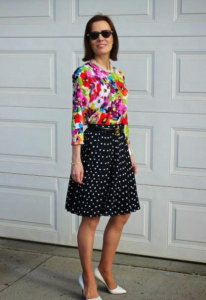 2f12de9610c Desde el vestidor: Moda para mujeres de 50 años