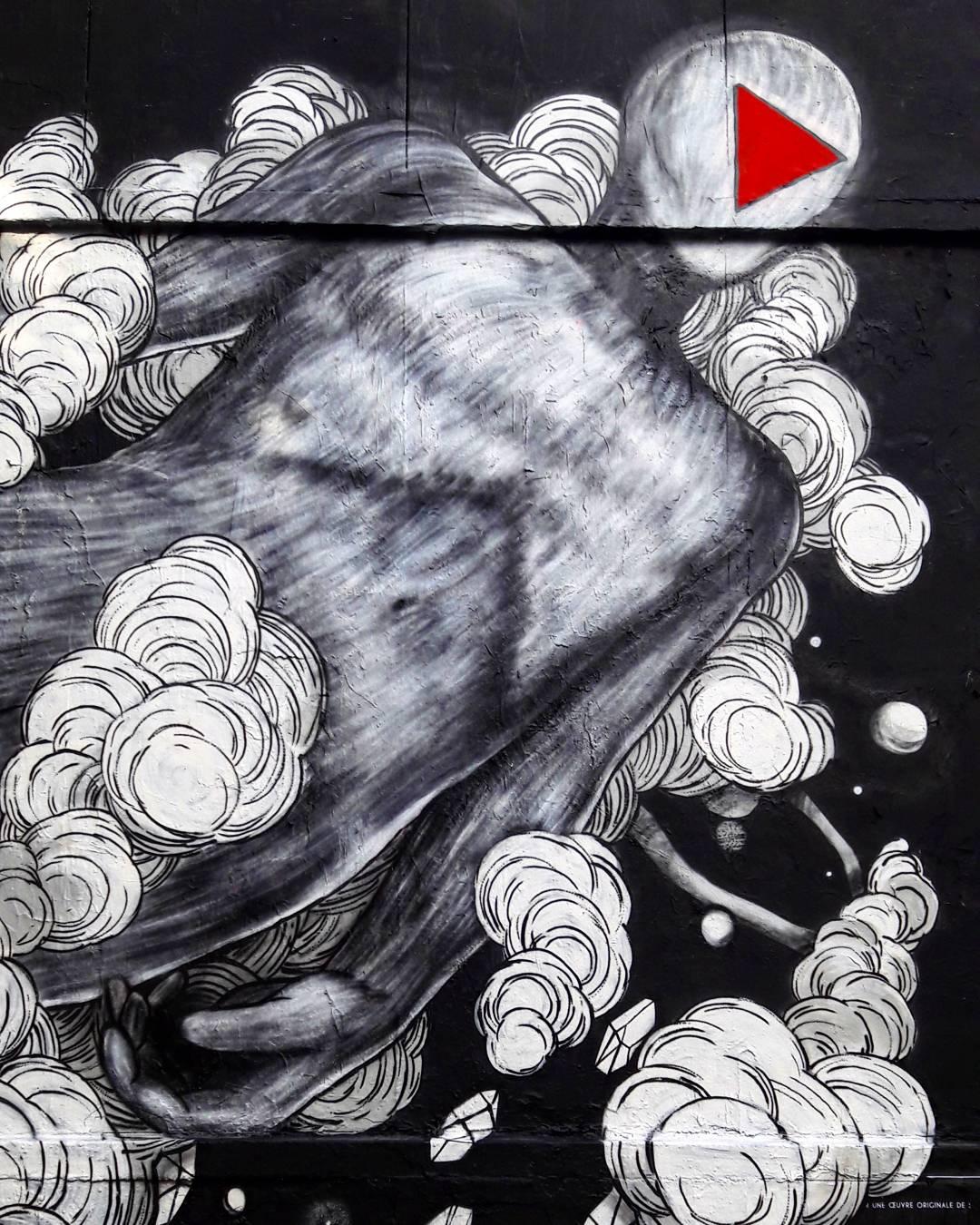 street artiste Kid Kreol et Boogie