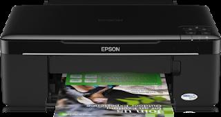 Epson Stylus SX125 Driver Download