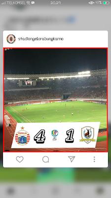 Piala AFC, Simic Cetak Hat-trick Saat Persija Libas Tampines 4-1